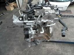 Двигатель на Ford B-max (Форд b-max) 2002-2014 год