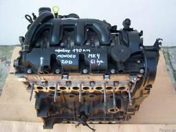 Двигатель на Форд Мондео Mk IV (Ford Mondeo Mk IV) 2007-2013