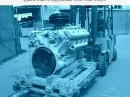 Двигатель МАЗ-54329