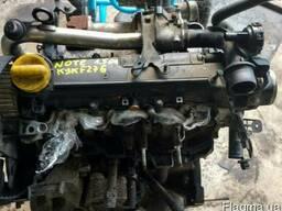 Двигатель nissan note micra Renault kangoo 1. 5 dci K9KF276