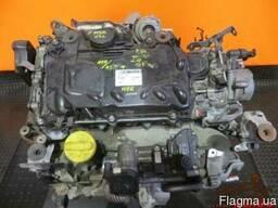 Двигатель Nissan qashqai 2.0 DCI M9RA832 2007- компл