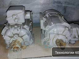 Двигатель новый 1, 15кВт 2820об/мин.