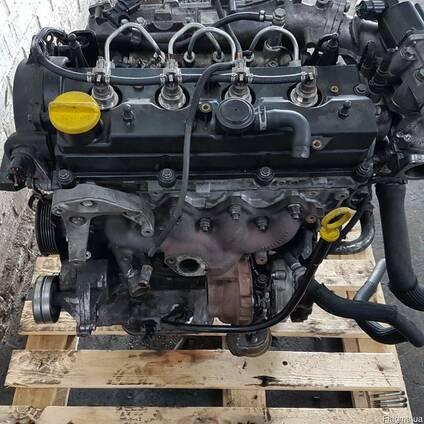 Двигатель Opel Astra H 2004-2009 1.7 CDTI разборка б\у