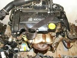 Двигатель Opel Corsa 1. 4 бензин Z14XEP