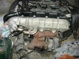 Двигатель Peugeot Partner Berlingo DW10TD 2.0 RHY