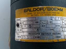 Двигатель постоянный импортный с редуктором DCS
