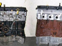 Двигатель Renault Kangoo 1.5 DCI K9K Стартер спереди