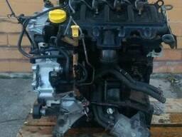Двигатель Renault Trafic Opel Vivaro 2.5 CDTI Трафик Виваро