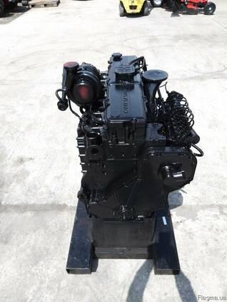 Двигатель с механической топливной Case 310,335,285,270