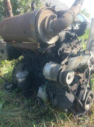 Двигатель СМД-14.