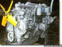Двигатель СМД-18 после капитального ремонта.