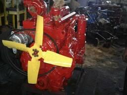 Двигатель СМД-22а на НИВА-1200, Енесей