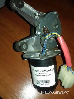 Двигатель стеклоочестителя Исузу е1, е2 оригинальный
