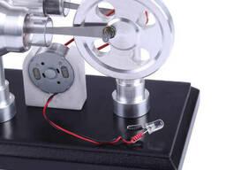 Двигатель Стирлинга Stirling Engine с генератором . Набор. - фото 1