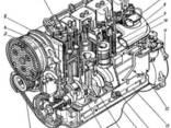 Двигатель трактора Т-40 (Д-144) - фото 1