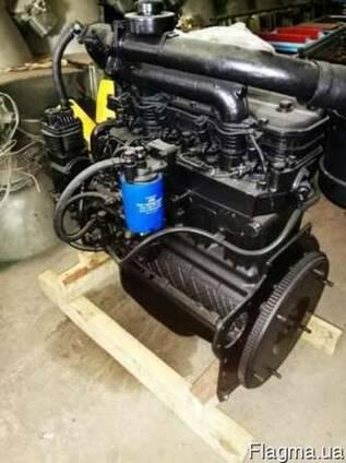 Двигатель тракторный Perkins МТЗ/ХТЗ/Т150/ЮМЗ/Д240