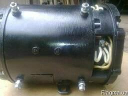 Двигатель тяговый МТ-4 (на электротележку ЭК-2)
