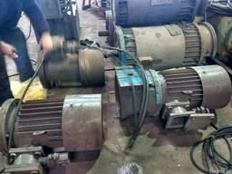 Двигатель ВПР180М4У2.5 30КВТ 1500 об/мин. 4 шт.