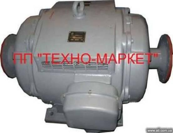Двигатель высоковольтный АЭ3-400L-4