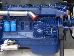 Двигатель Weichai WP10. 380E32