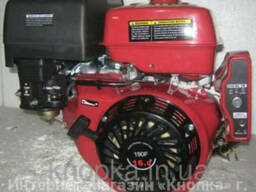 Двигатель WEIMA WM190FЕ-S (HONDA GX420) (шпонка, бензин 16л.