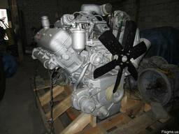 Двигатель ЯМЗ-236 НЕ с турбонаддувом