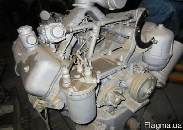 Двигатель ЯМЗ-236БЕ-12 на МАЗ-533603
