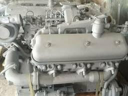 Двигатель ЯМЗ 236М2, ЯМЗ-236Д, ЯМЗ-236ДК -236БЕ, -236БЕ2