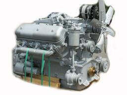 Двигатель ЯМЗ-236ДК 185л. с.