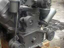 Двигатель ЯМЗ-236ДК 185л.с. (Комбайн Енисей/Дон)