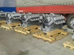 Двигатель ЯМЗ 236М2-1000020