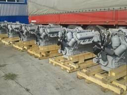 Двигатель ЯМЗ 236М2-1000186-39