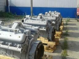 Двигатель ЯМЗ 236М2-1000186
