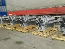 Двигатель ЯМЗ 236М2-1000186-48