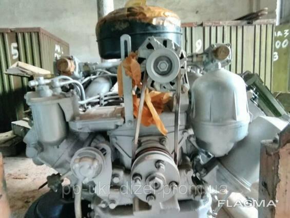 Двигатель ЯМЗ 236М2-31