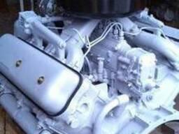 Новый двигатель ЯМЗ 236М2 на краны КС-4372в