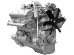 Двигатель ЯМЗ 236М2-4 (УРАЛ, дрезины АГМС, фронт. .. .