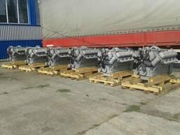 Двигатель 236НД-1000187