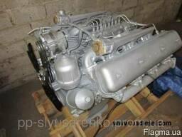 Двигатель ЯМЗ-238.