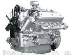 Двигатель ЯМЗ-238 автомобиля КРАЗ Ремонтный