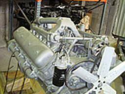 Двигатель ЯМЗ 238 БК - Дизель