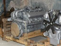 Двигатель ЯМЗ-238 ДЕ на МАЗ, КрАз