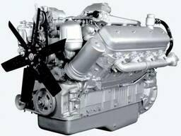 Двигатель ЯМЗ-238М2-53 (под сцепление 181) (ХТЗ-17221-21)