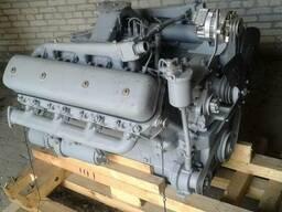 Двигатель ЯМЗ 238 М