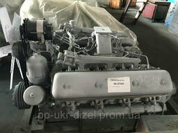 Двигатель ЯМЗ 238АК на Комбайн Славутич