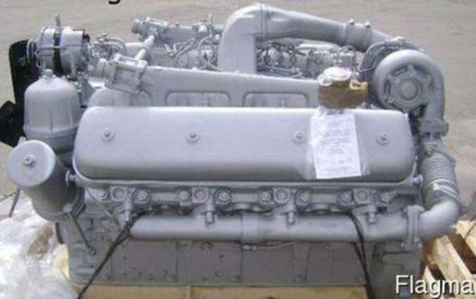 Двигатель ЯМЗ 238Д-1(330л. с. ) СуперМАЗ