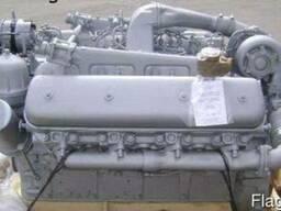 Двигатель ЯМЗ-238М2 ЯМЗ-238АК 238БЕ2 238ДЕ2 НД3 НД5