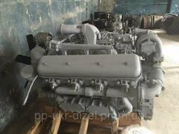 Двигатель ЯМЗ 238Д-1 (330л. с. ) СуперМАЗ