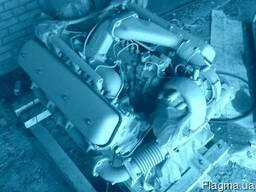 Двигатель ЯМЗ-238ДЕ2-1 на МАЗ-551605-225