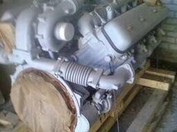 Двигатель ЯМЗ-238ДЕ2-2 на КрАЗ-65053